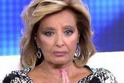 Así se las gastaba María Teresa Campos con su sustituta: a zapatazo limpio