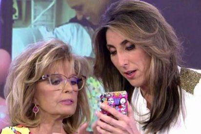 """Paz Padilla desvela la foto secreta de su físico """"que nunca haría pública"""""""