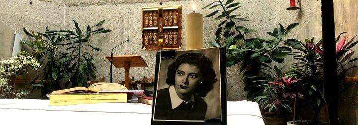 María Victoria Gómez, el 'brinco de Dios'