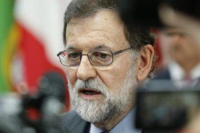 Mariano Rajoy se cachondea de Pablo Iglesias a cuenta de la moción de censura de Podemos