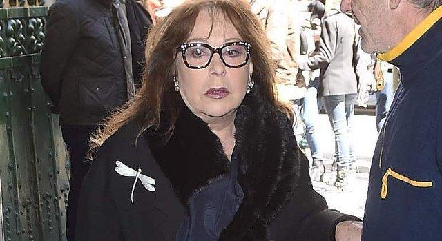 """Massiel: """"Soy la tuerta más famosa después de la princesa de Eboli"""""""
