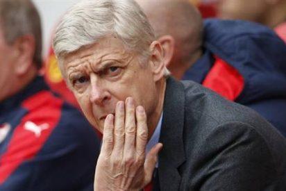 Máxima presión para Wenger: Las protestas 'asaltan' la ciudad deportiva del Arsenal