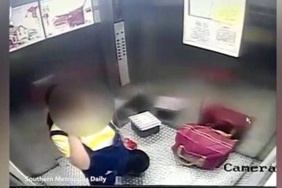 Así abandona una madre adolescente a su bebé recién nacido en la basura