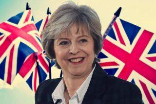 """Brexit: Theresa May garantiza a Gibraltar """"el mejor resultado posible"""" en las negociaciones"""