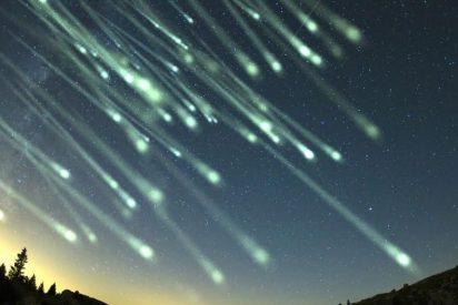El cielo de China fue iluminado por una espectacular lluvia de meteoritos