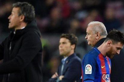 Messi calienta al remontada contra la Juventus con un aviso a Luis Enrique (y un mensaje al Madrid)