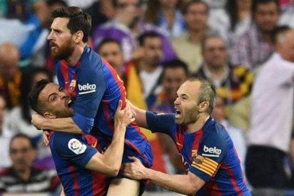 Messi destroza a Cristiano Ronaldo en el viaje de vuelta a Barcelona (y se lía la de Dios en Madrid)