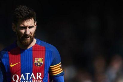 Messi destroza a tres jugadores del Barça en una reunión de 20 minutos