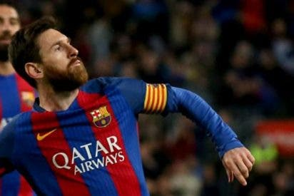 """Messi expulsó del equipo al """"niño mimado"""" de Luis Enrique"""