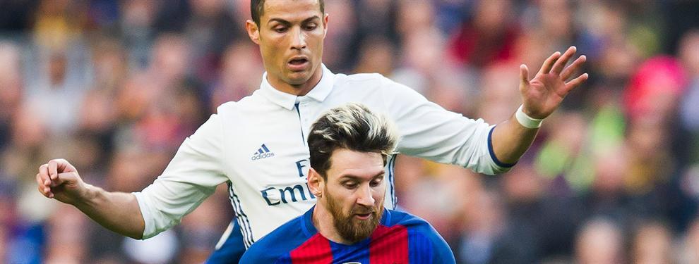 Messi le baja los humos a Cristiano Ronaldo con una andanada que corre como la pólvora en el Barça