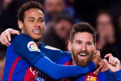 Messi le manda un mensaje a Neymar apuntando directo al Real Madrid