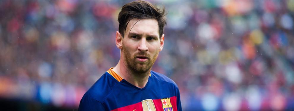 Leo Messi mete presión para que el Barça le quite un crack al Real Madrid