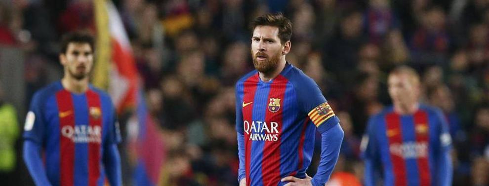 Messi pone una lista de cinco cracks bestiales sobre la mesa del Barça (y hay fichaje sorpresa)