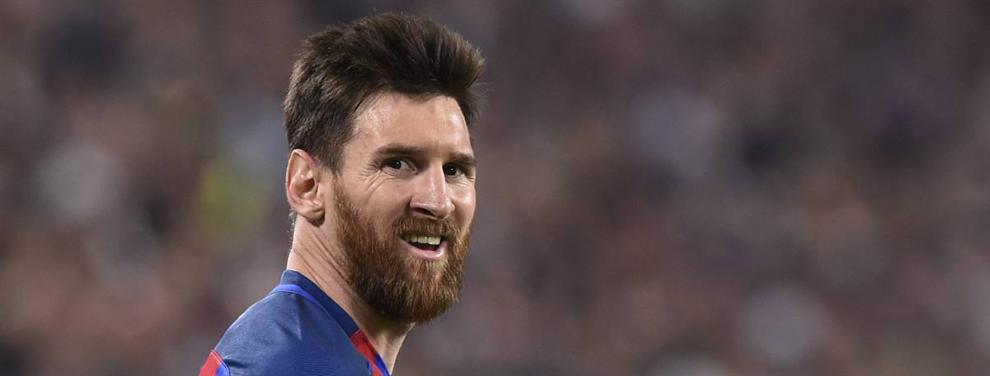 Messi revoluciona el Barça con la decisión más importante en años (y no es su renovación)