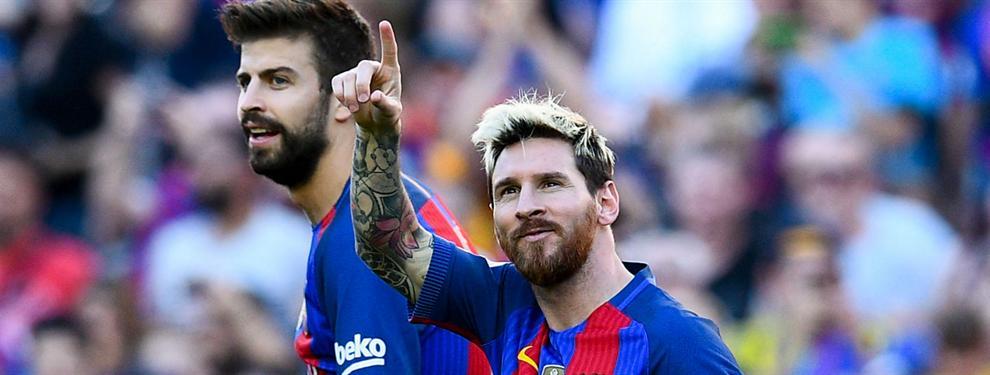 Messi tiene una guerra montada con Piqué que saca a la luz las miserias del Barça