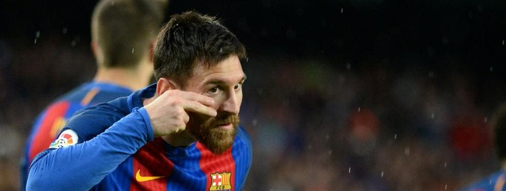 Messi ventila a un jugador del Barça ( y los pesos pesados piden a Luis Enrique que no juegue más)