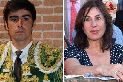 Carmen Martínez Bordiú 'pone un torero en su vida'