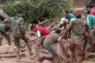 Cáritas Colombia envía a Mocoa un equipo de expertos en emergencias tras la catástrofe