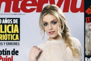 Mónica, la más sexy de 'Casados a primera vista', desnudísima en Interviú