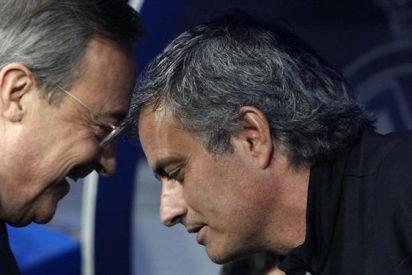 Mourinho la lía en el Barça con una llamada bomba a Florentino Pérez en el Real Madrid