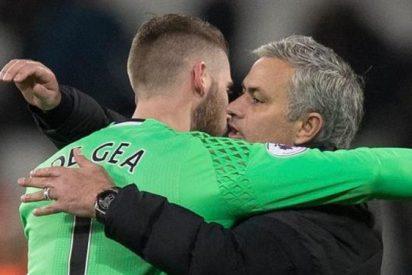Mourinho mete en un problema a Florentino Pérez: el crack del Madrid que el United pide por De Gea