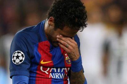 Neymar ridiculiza al Barça mientras se monta un 'show' imperdonable para que juegue el Clásico