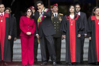 Los verdugos chavistas se 'acojonan' y comienzan la marcha atrás para frenar el autogolpe en Venezuela