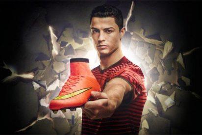 Cristiano Ronaldo firma un megacontrato con Nike: 35 millones por temporada