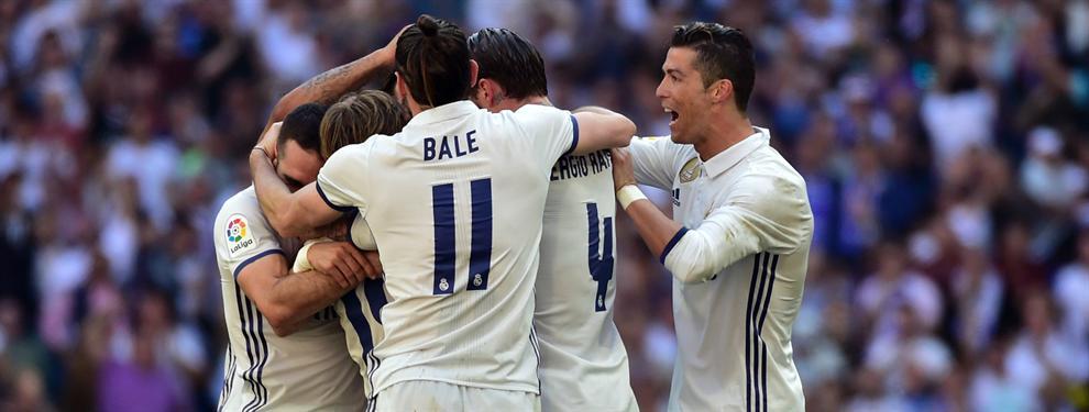 No está bien: el jugador del Madrid que se mete en serios problemas