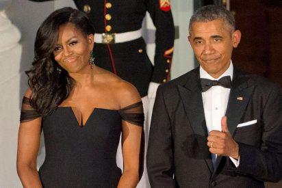 Los Obama de crucero en Bora Bora con Bruce Springsteen, Oprah Winfrey y Tom Hanks