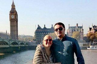 La escapada romántica de Belén Esteban y Miguel a Londres