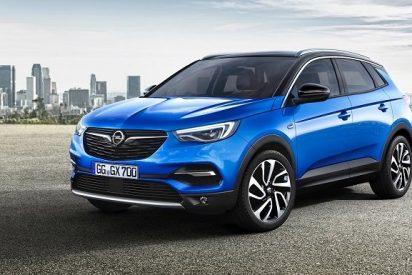 Opel Grandland X, el tercer miembro de la familia SUV