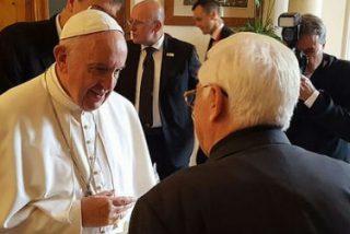"""Padre Ángel, tras ser recibido por el Papa en la Nunciatura de El Cairo: """"Abraza con la mirada"""""""