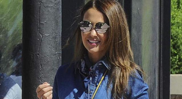 Paula Echevarría no dice nada sobre su posible separación