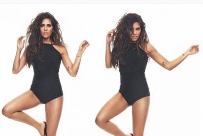Cristina Pedroche, una vez más, vuelve a sacarse fotos en biquini