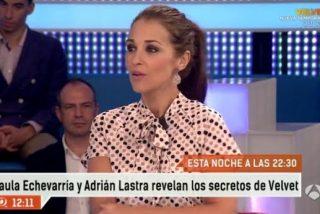 Paula Echevarría se centra en su hija para superar la ruptura con Bustamante