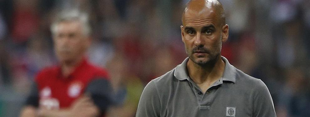 Peor marca para Pep Guardiola como entrenador