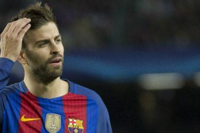 Gerard Piqué destroza a un crack del Barça por unos graves insultos