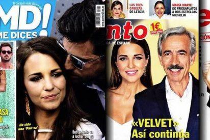 Paula Echevarría y David Bustamante parece que estar ahora dispuestos a reconciliarse