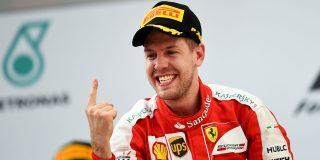 GP DE BAHRÉIN: Vettel manda con Hamilton y Bottas a rebufo, Sainz y Alonso abandonan