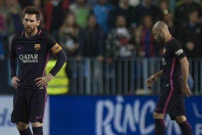 Que no jueguen más: Messi pone la cruz a más de un jugador del Barça