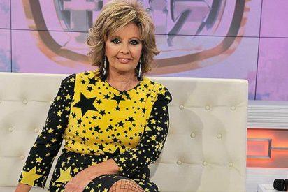¡Qué día tan triste! María Teresa Campos se despide de su audiencia