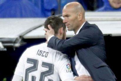 """""""Quiero que Isco renueve, es un jugador importante para nosotros"""": Zidane"""