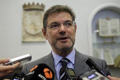 """Rafael Catalá: el ministro envió un SMS a González deseándole """"que se cierren pronto los líos"""""""