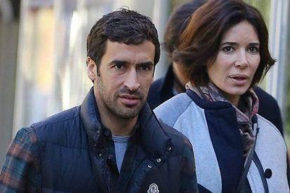 Raúl González y Mamen Sanz preparan su vuelta al Real Madrid