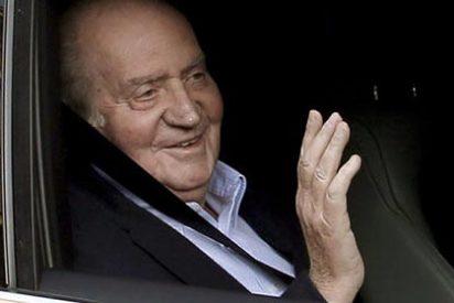 Unas fotos del Rey Juan Carlos en helicóptero con otra amiga terminan de enfadar a la Reina Sofía y cabrean al CNI
