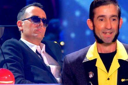 'Got Talent': Risto Mejide se disculpa, a su manera, con 'El Tekila'