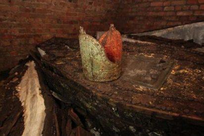 Hallan restos de cinco arzobispos de Canterbury