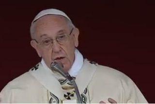 """Francisco: """"No sé cómo funciona esto, pero estoy seguro de que Cristo ha resucitado; yo apuesto sobre este mensaje"""""""