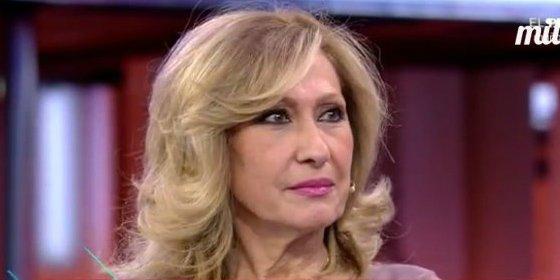 Todo por la audiencia...y la pasta: Rosa Benito regresa a Telecinco